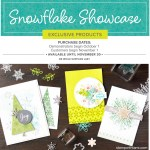 SPECIAL: Snowflake Showcase Limited Edition Suite of Products – Pre-Order Now