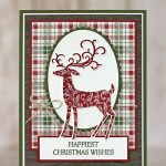 CARD: Happiest Christmas Wishes from the Dashing Deer Bundle