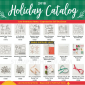 NEWS: Holiday Catalog Products Selling Out Early – While Supplies Last