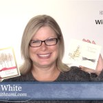 BLOG HOP VIDEO & GIVEAWAY: How to make Winter Woods Holiday Cards