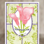 """SNEAK PEEK: Gorgeous Lasting Lily """"Wow"""" Card from Sale-a-bration"""