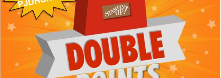 SPECIAL: Double Frequent Buyer Points – Earn Free Stamps January 16-31 – Hostess Code PJDHUXJW