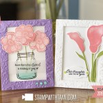 BLOG HOP & VIDEO: How to make a set of fabulous floral cards featuring Sale-a-bration