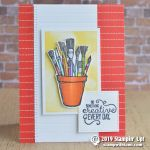 CARD: Do something special card from the Crafting Forever Stamps
