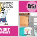 DAY 2 of 10 Days of Xmas in July Giveaways  – Enter Here