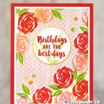 CARD: Birthdays are best days from the Beautiful Friendship