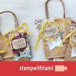 "VIDEO: August Paper Pumpkin Kit ""The Gift of Fall Kit"" Reveal & Giveaway"