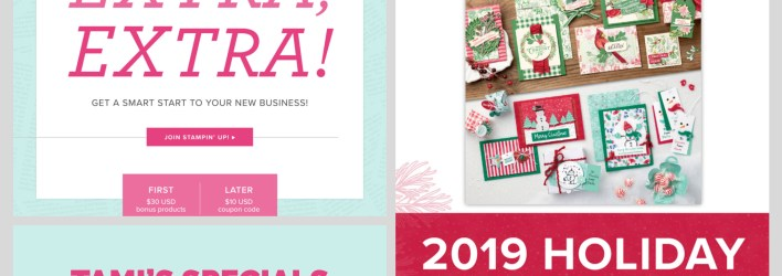 SPECIALS: Tami's Ordering Gift Tutorials for August 16-31 – Hostess Code MQ4J33XE