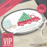 Free Holiday Haul Hostess Set when you join my VIP Club through September 30