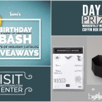 DAY 2 of my 5 Day Birthday Bash Giveaways  – Enter Here
