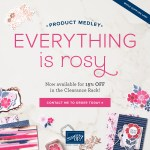 Everything Rosy is back and it's 15% off – while it lasts