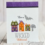 CARD: Have a Wonderfully Wicked Halloween from Our House to Yours