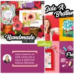 2020 Mini Catalog and Sale-a-bration Mega – Reveal and November OnStage Recap