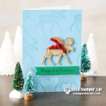 Merry Moose cards and Color Inspiration