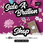 Sale-a-Bration 2020 – Learn how to get these free limited edition products – Jan 3 – March 31