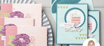 """VIDEO: February Paper Pumpkin Kit """"Lovely Day Kit"""" Reveal & Giveaway"""