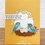 The Best Of Your Lives Card Stampin Up Stampwithtami Com