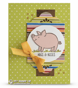 This Little Piggy Stamp Set