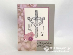 Stampin Up Easter Message stamp set