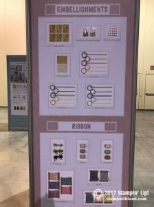 stampin up on stage new catalog display boards23
