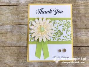 Delightful Daisy Card