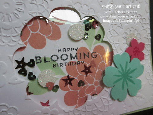 More Faker Shaker cards! - Stampin' Up!® - Stamp Your Art Out! www.stampyourartout.com
