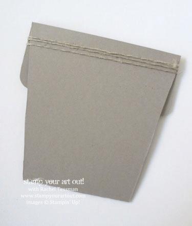 Flower Pot card…#stampyourartout #stampinup - Stampin' Up!® - Stamp Your Art Out! www.stampyourartout.com