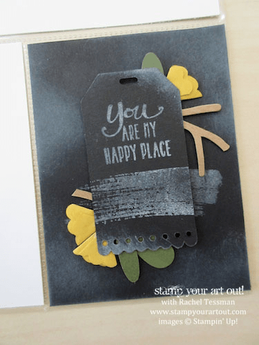 Click here to see alternate ideas I created with the April 2016 Lovely Little Wreath Paper Pumpkin kit …#stampyourartout #stampinup - Stampin' Up!® - Stamp Your Art Out! www.stampyourartout.com