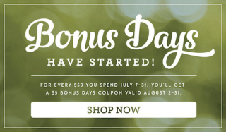 Bonus Days - Shop in July and save in August!!...stampyourartout #stampinup - Stampin' Up!® - Stamp Your Art Out! www.stampyourartout.com