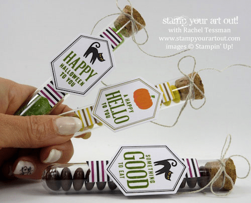 Click here to see lots of project ideas created with the September 2016 Something Good to Eat Paper Pumpkin kit… #stampyourartout - Stampin' Up!® - Stamp Your Art Out! www.stampyourartout.com