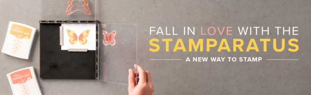 The Stamparatus!...#stampyourartout - Stampin' Up!® - Stamp Your Art Out! www.stampyourartout.com