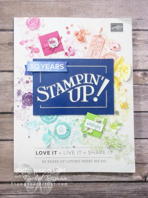 The 2018-19 Stampin' Up! Annual Catalog! (Click here to see several photos of new products that will be available June 1st!) …#stampyourartout - Stampin' Up!® - Stamp Your Art Out! www.stampyourartout.com