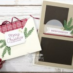 Click here to watch a how-to video and see fun alternate project idea I created with the November 2018 To You And Yours Paper Pumpkin Kit…I used one fifth of the kit supplies to create this beautiful mini photo album! You can make 5 of these gift albums from one kit and just a few extra tools!…#stampyourartout #stampinup - Stampin' Up!® - Stamp Your Art Out! www.stampyourartout.com