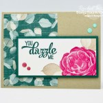 Click here to see a how I made cards with the Healing Hugs Stamp Set, Glitter Enamel Dots, and Nature