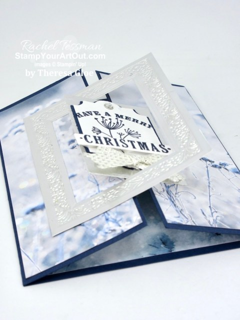 I've been blessed with several cards and gifts recently. Click here to see 52 photos. Enjoy all the creativity shared with me that I am now sharing with you! Stampin' Up!® - Stamp Your Art Out! www.stampyourartout.com