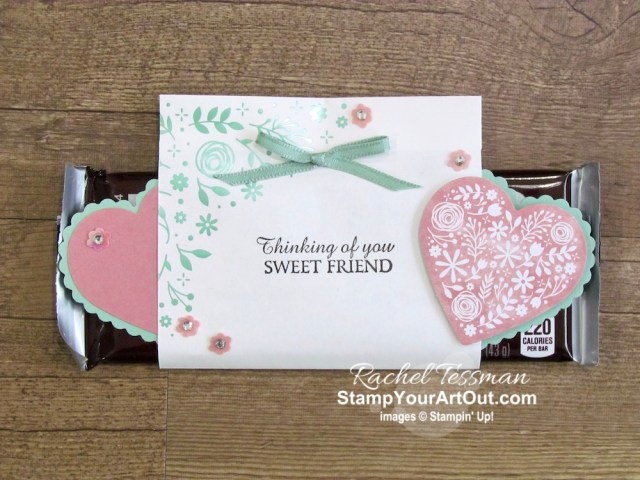 I'm excited to share with you what I created with the January 2020 I'll Bee Yours Paper Pumpkin Kit: two alternate full-size cards and several treat containers. Click here for photos of all these projects, a video with directions, measurements and tips for making them, and a complete product list linked to my online store! - Stampin' Up!® - Stamp Your Art Out! www.stampyourartout.com