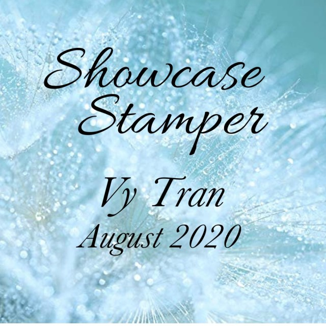 Our Stampers With ART Showcase Stamper for the month of August 2020 created some fantastic projects with the Posted for You Stamp Set and coordinating Rectangular Postage Stamp Punch. Click here to see all these creations from Vy Tran. - Stampin' Up!® - Stamp Your Art Out! www.stampyourartout.com