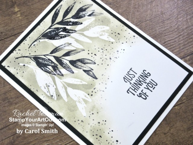 I have received more beautiful cards. And I'm very excited to share them with you. Click here to see all ten autumn-themed creations that feature Aug-Dec 2020 Mini Catalog and 2020-21 Annual Catalog products. - Stampin' Up!® - Stamp Your Art Out! www.stampyourartout.com