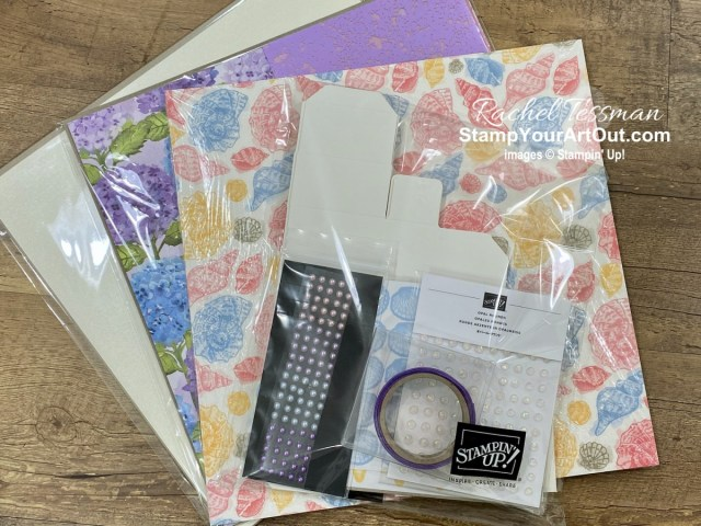 Click here for a glimpse at how I spoiled my Silver Elite+ team members during the pandemic…Silver Elite Retreat December 2020 - Stampin' Up!® - Stamp Your Art Out! www.stampyourartout.com