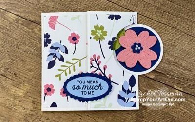 More Paper Blooms Designer Paper Project Ideas
