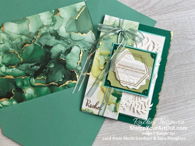 I have received more beautiful cards…over 30 cards of congrats! Click here to see all of them including the card sent to me by Shelli Gardner and Sara Douglass for reaching my million-dollar sales milestone. - Stampin' Up!® - Stamp Your Art Out! Stampin' Up!® - Stamp Your Art Out! www.stampyourartout.com