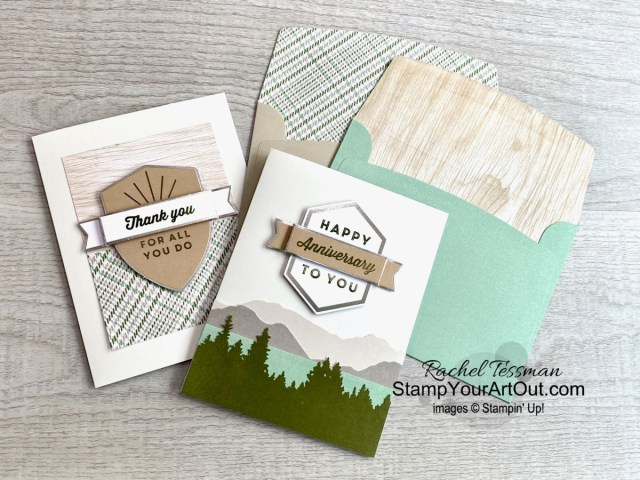 The new Kits Collection by Stampin' Up!® - Stampin' Up!® - Stamp Your Art Out! www.stampyourartout.com
