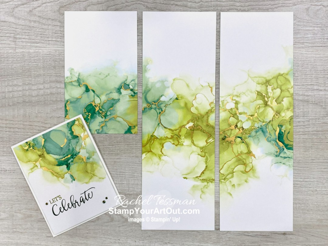 The Expressions In Ink Designer Paper paired with images from the Create With Friends Stamp Set and some 2021-23 In Color Jewels make it super easy to put together beautiful cards quickly. I've created four to share with you. Access more photos, measurements, directions, and a supply list by clicking here. Stampin' Up!® - Stamp Your Art Out! www.stampyourartout.com