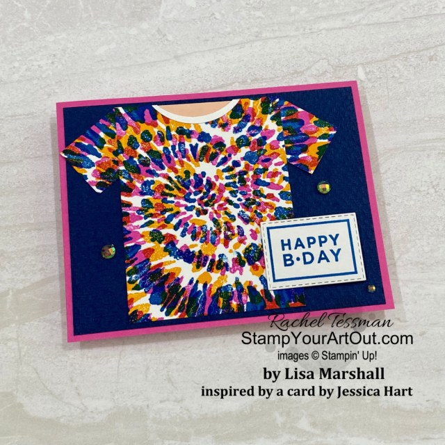 Click here to see all 28 of the Stampers With ART May 2021 swap cards! - Stampin' Up!® - Stamp Your Art Out! www.stampyourartout.com