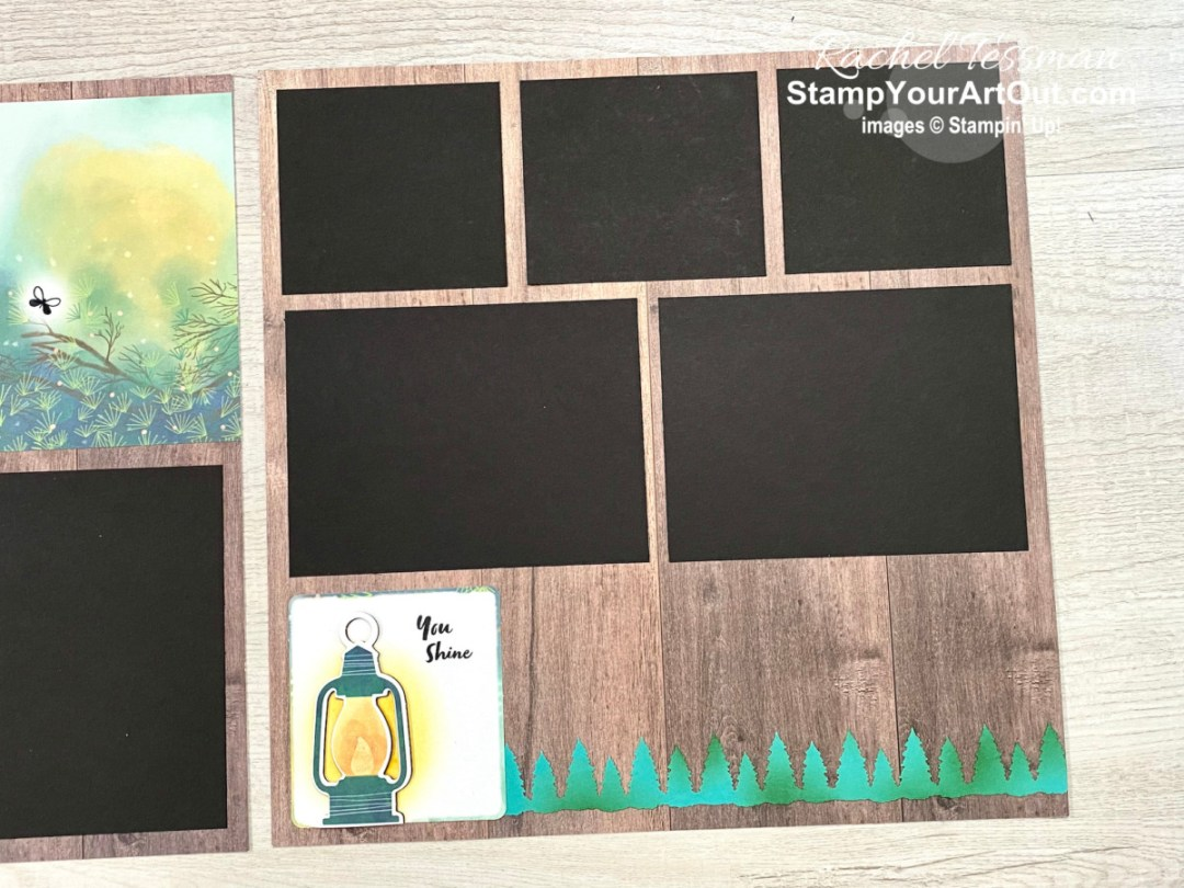 """I'm excited to share with you some alternate project ideas I came up with using the contents of the July 2021 """"The Adventure Begins"""" Paper Pumpkin Kit: how you can turn 12 cards into FORTY (more than tripling the cards in the kit) and my """"You Shine"""" 12x12 scrapbook page layout! Click here for photos of all these projects, a video with directions, measurements and tips, and a complete product list linked to my online store. - Stampin' Up!® - Stamp Your Art Out! www.stampyourartout.com"""