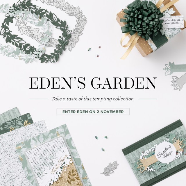 The Eden's Garden Collection by Stampin' Up!® - available November 2, 2021 through January 3, 2022- Stampin' Up!® - Stamp Your Art Out! www.stampyourartout.com