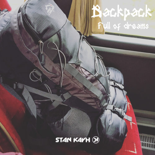 Stan Kayh Backpack Full Of Dreams Pochette