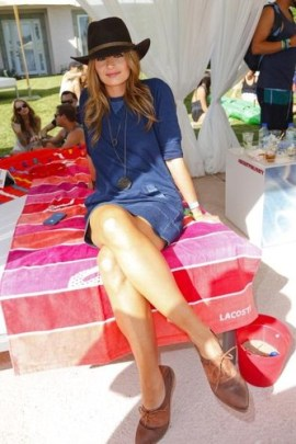 FIJI Water At Lacoste L!VE Coachella Desert Pool Party - Day 2