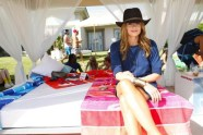 FIJI Water At Lacoste L!VE Desert Pool Party - Day 2