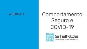 Comportamento Seguro e COVID-19
